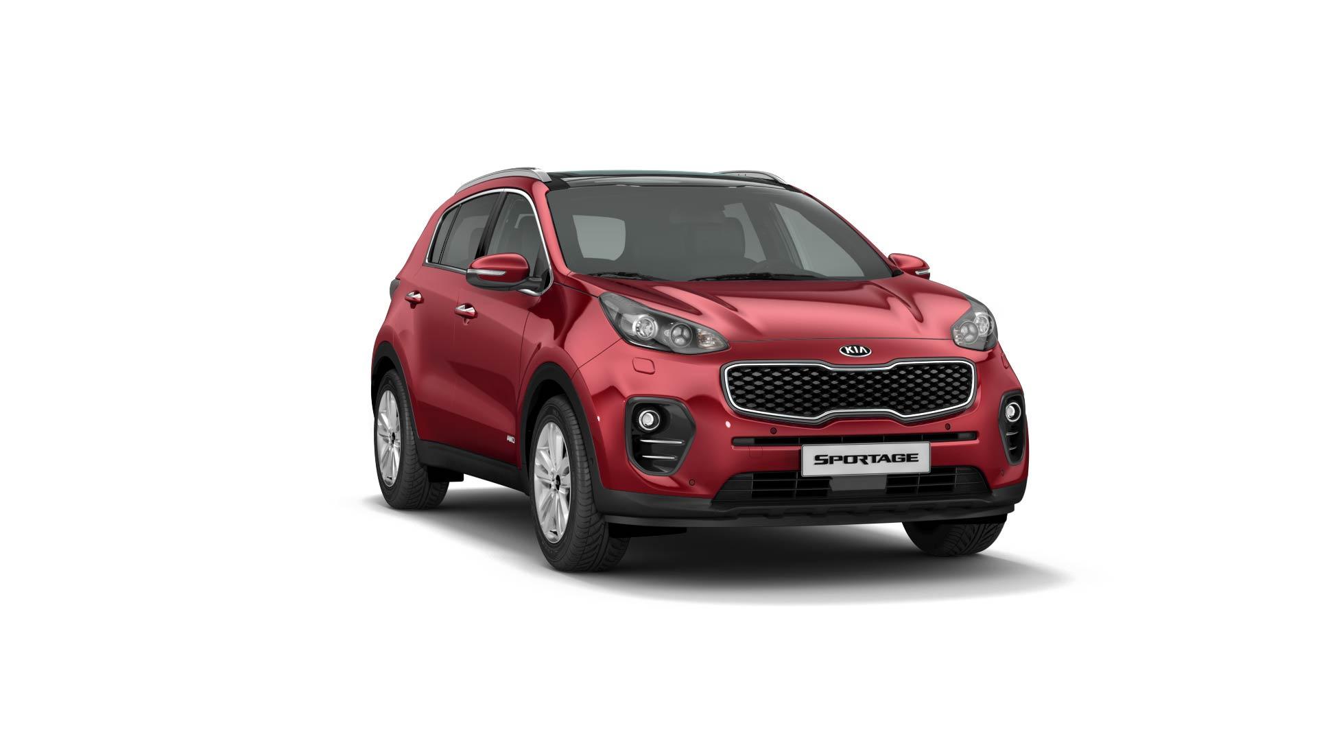 All New 2016 Kia Sportage Kia Motors Ireland Autos Post
