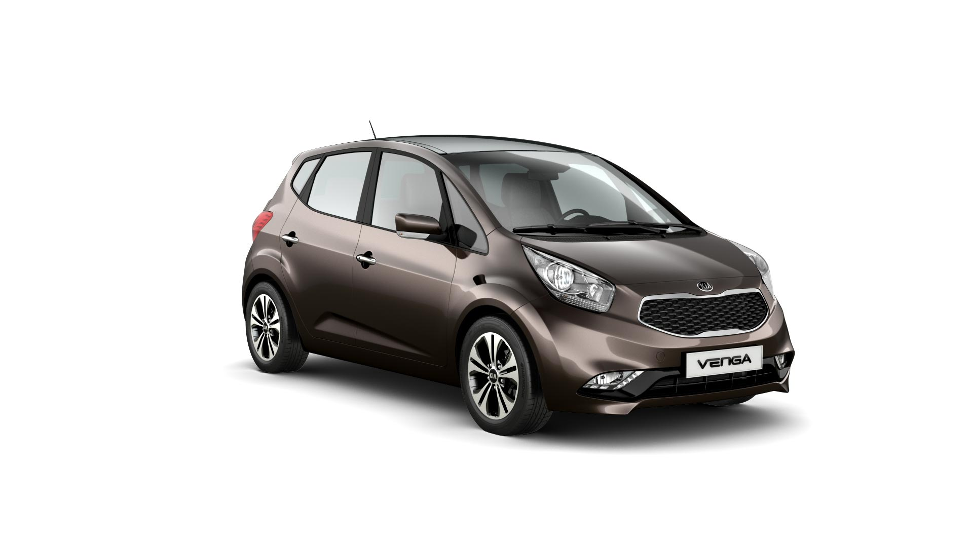 kia venga, photo #1